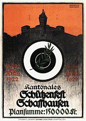 Oechslin Arnold - Schützenfest Schaffhausen