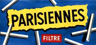 Anonym - Parisiennes Filtre