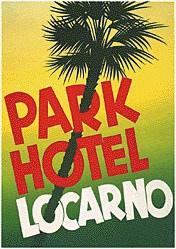 Anonym - Park Hotel Locarno