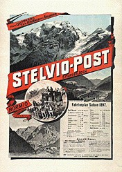 Anonym - Stelvio-Post