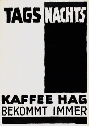 Anonym - Kaffee Hag