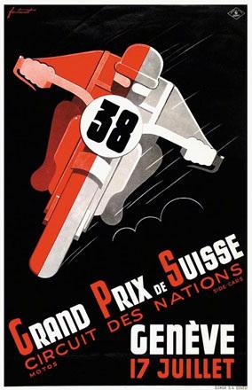 Fontanet Noël - Grand Prix de Suisse