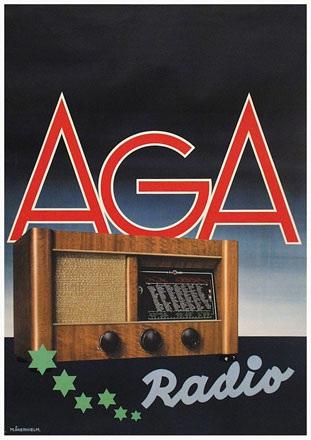 Akerhielm M. - Aga Radio