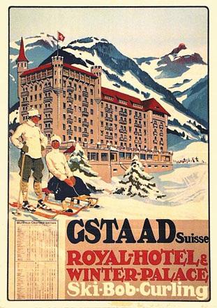 Anonym - Royal-Hotel & Winter-Palace