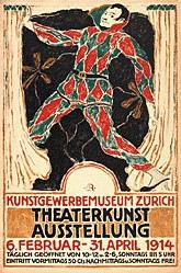Roesch Carl - Ausstellung Theaterkunst