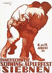 Rüttimann Carl - Innerschweiz. Schwing- & Älplerfest
