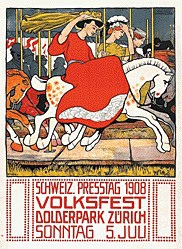 Stiefel Eduard - Volksfest Zürich