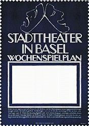 Stöcklin Robert - Stadttheater in Basel