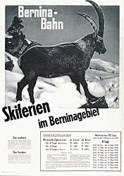 Anonym - Bernina-Bahn