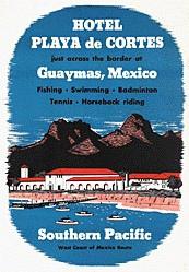 Anonym - Playa de Cortes