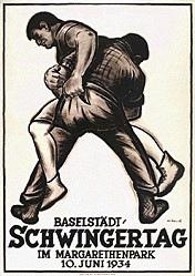 Wenk Wilhelm - Baselstädt. Schwingertag