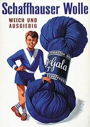 Anonym - Schaffhauser Wolle