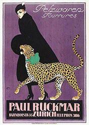 Moos Carl - Paul Rückmar Pelze