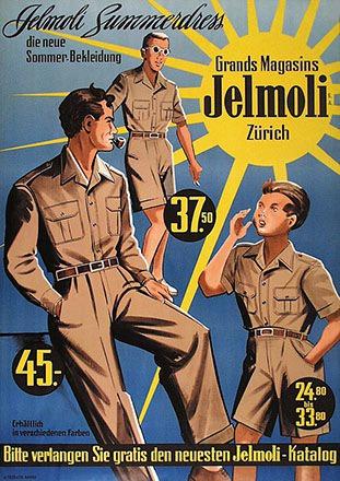 Anonym - Jelmoli Summerdress