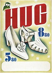 Monogramm K.H. - Hug