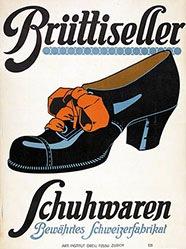 Monogramm F.M. - Brüttiseller Schuhwaren