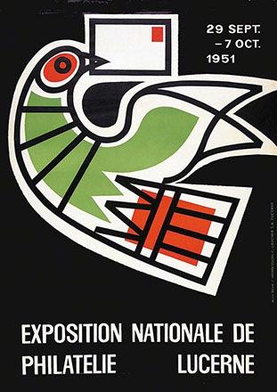 Baum Willi - Exposition Philatelie