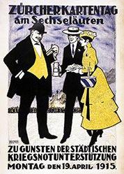 Moos Carl - Zürcher Kartentag