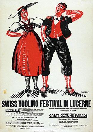 Landolt Otto - Swiss Yodling Festival