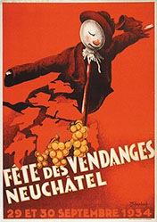 Schüpbach Jean Pierre - Fête des Vendanges