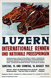 Anonym - Internationale Rennen Luzern