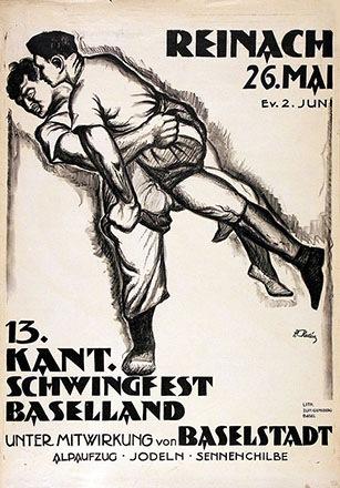 Rudin P. - Kant. Schwingfest Baselland