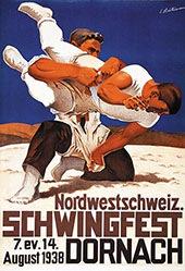 Rüttimann Carl - Nordwestschweiz. Schwingfest