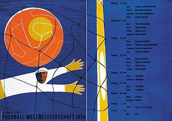 Weiskönig Werner - Fussball Weltmeisterschaft