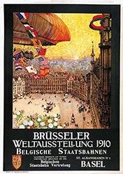 Cassiers Henri - Brüsseler Weltausstellung