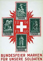 Anonym - Bundesfeier Marken