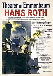 Anonym - Hans Roth