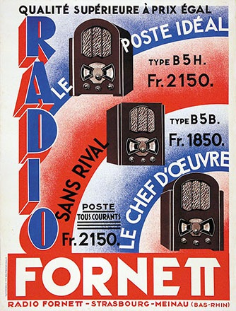Anonym - Radio Fornett