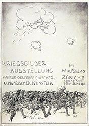 Hassmann - Kriegsbilder-Ausstellung