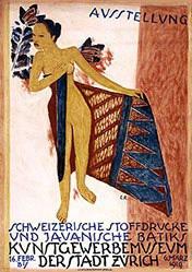 Roesch Carl - Schweizerische Stoffdrucke