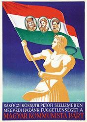 Shwott - Magyar Kommunista Part