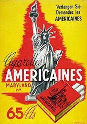 Plinik W. - Americaines