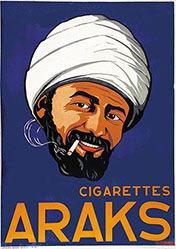 Arthur S. - Araks Cigarettes