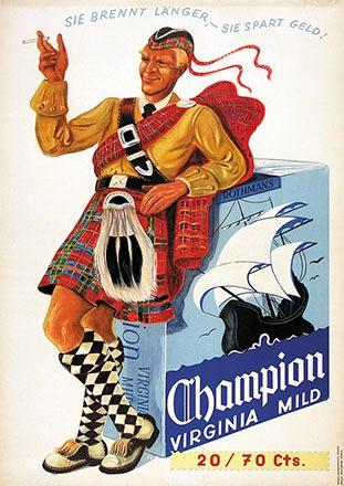 Triplex Werbeservice - Champion