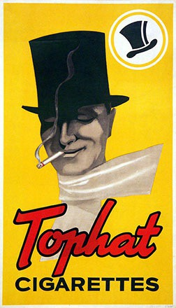 Anonym - Tophat Cigarettes