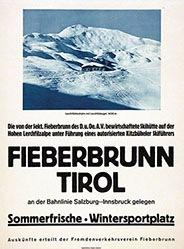Anonym - Fieberbrunn