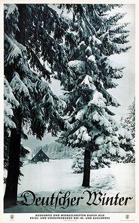 Anonym - Deutscher Winter