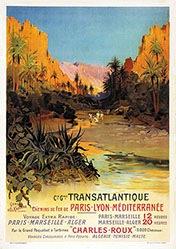 Bourgeois Eugène - Cie. Gle. Transatlantique