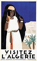 Schuster G. - Visitez l'Algérie