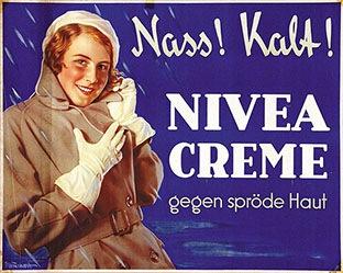 Anonym - Nivea Crème