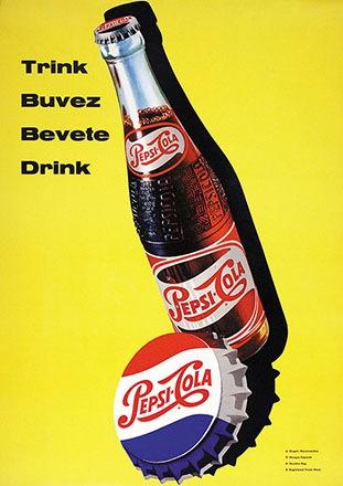 Anonym - Pepsi Cola