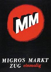 Anonym - Migros Markt Zug