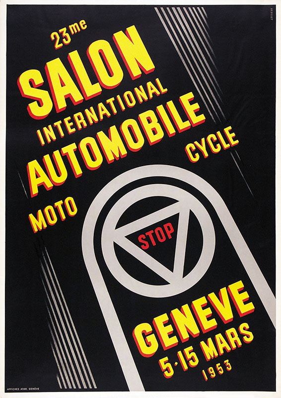 Veuillet salon de l 39 automobile gen ve for Adresse salon de l auto geneve
