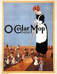 Purvis Tom - O-Cedar Mop Politur