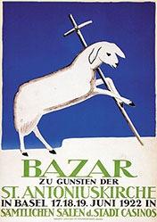Pellegrini Alfred Heinrich - Bazar