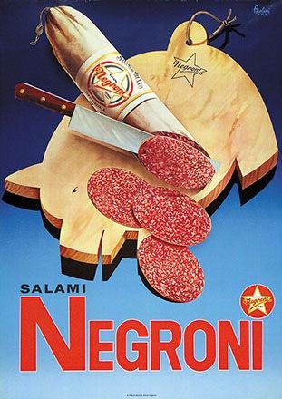 Barbieri - Salami Negroni